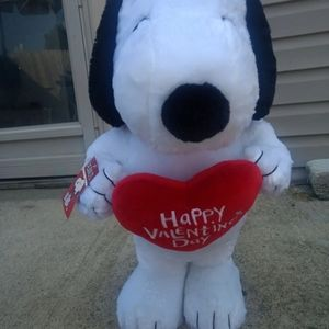 """Peanuts Other - 20"""" standing Snoopy peanuts new"""